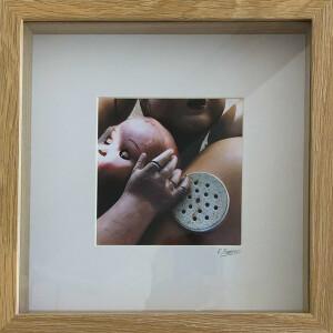 Ricardo Passos - silence 1, fotografia, 25x25cm