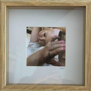 Ricardo Passos - silence 2, fotografia, 25x25cm