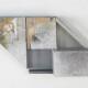 Rui Tavares - Alphabet II 03, 2020, mista s mdf e madeira, 7,3 x 14,8 x 5,9 cm