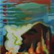 b Nuno Gaivoto - joint in crrist 2020- 30x25cm - acrilico s tela
