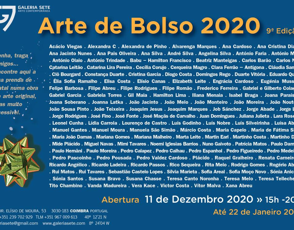convite Arte de Bolso 20-01