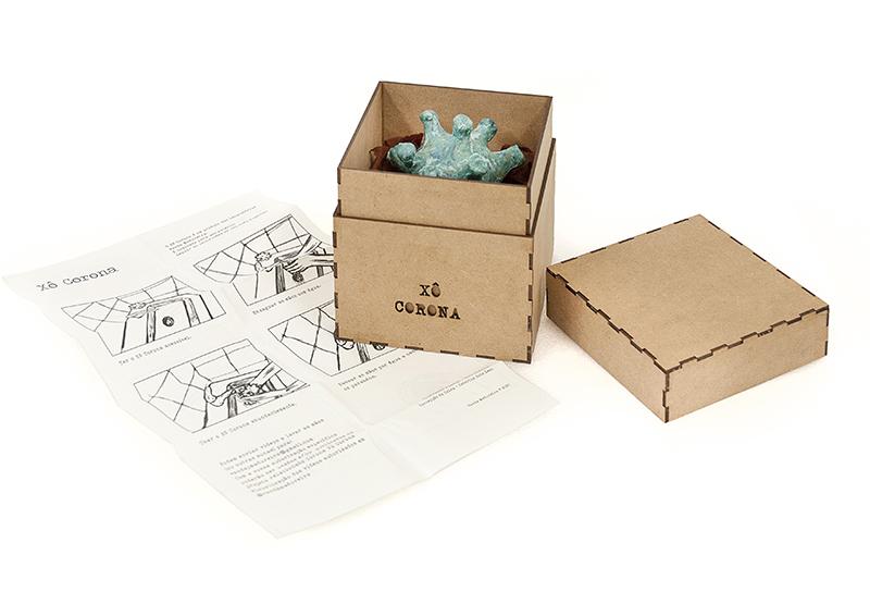 xo corona- box