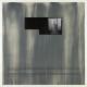 Alexandre Baptista - CAGED 7, 2021, inkjet s papel, acrilico s papel e vinil, 150x150cm