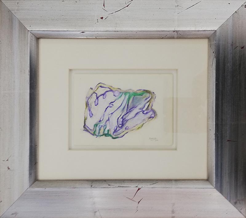 Joaquim Bravo, st, 1977, desenho s cartão, 14,5x19,5cm BD