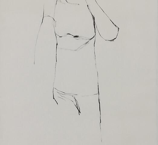 Luis Dourdil, ld214, 92x61cm, lapis s papel, bd
