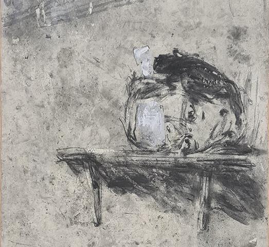 João Jacinto, sem título G7-124, 2015, 77,5x52cm, mista sobre papel (2) BD