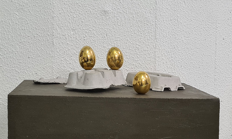 Jorge Abade, sem Título, escultura, sem data, 30,5x45x27 cm (2) BD
