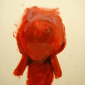 Ricardo Angélico - 2015, st urso, acrilico s cartolina, 25x20cm